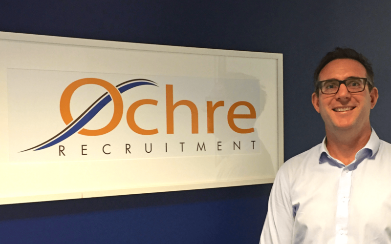 Behind the Scenes at Ochre Recruitment