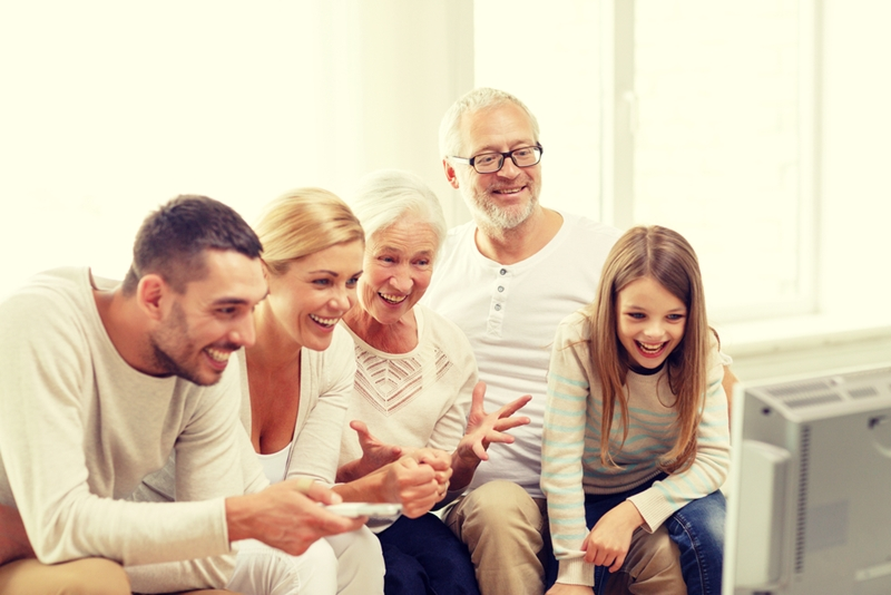 Families can drive people to their goals