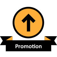 Promotion to Senior Manager
