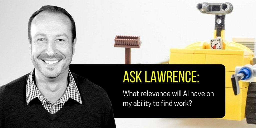 Lawrence Akers Artificial Intelligence AI find work