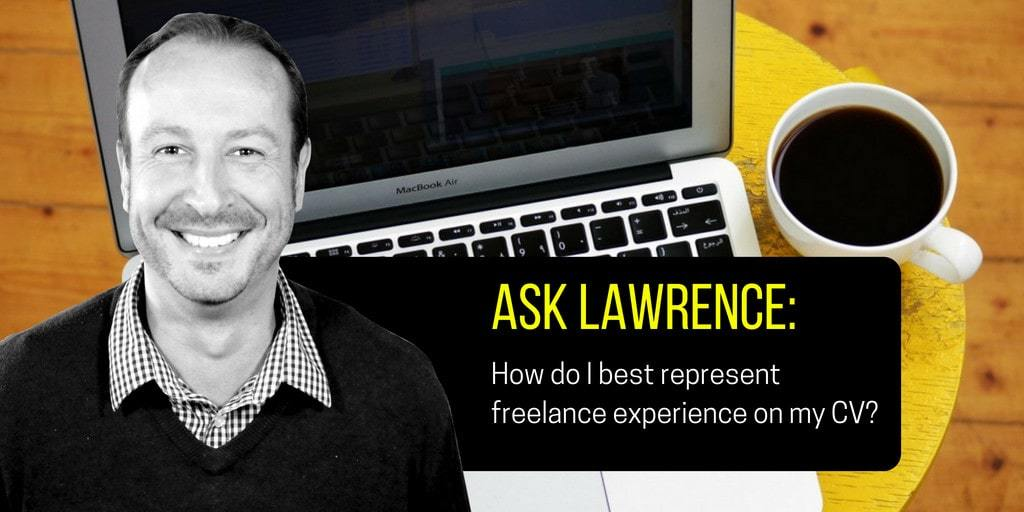 Lawrence Akers freelance experience CV