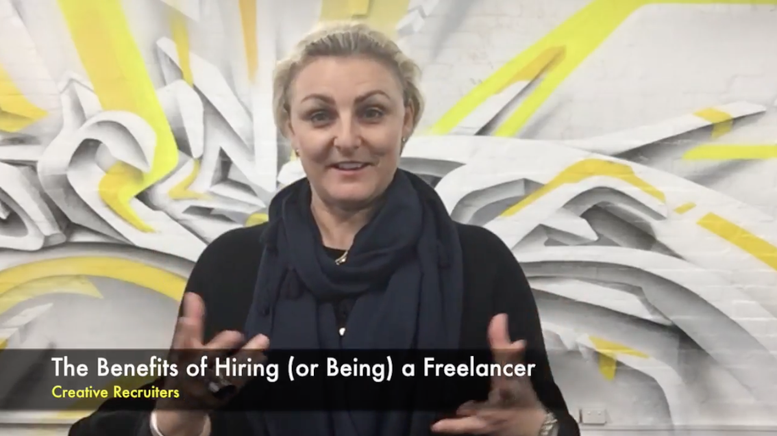 Vanessa Dolan Freelancer Benefits