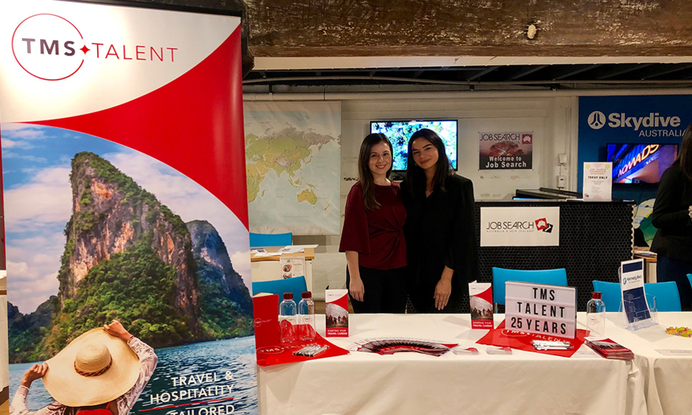 Sydney Graduate Travel Careers Fair