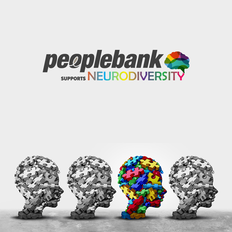 Peoplebank Supports Neurodiversity