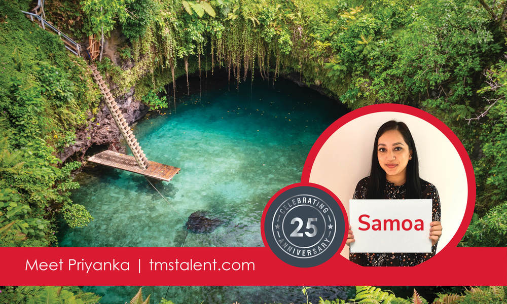 Travel Jobs and bucket list destinations Samoa