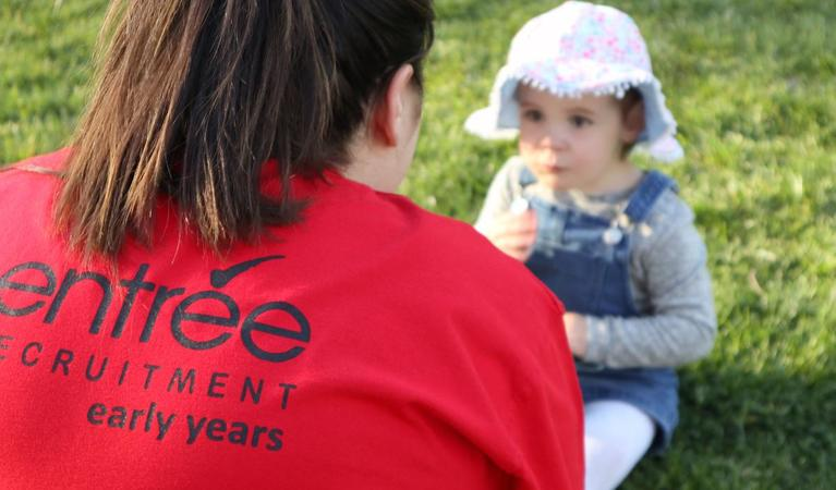 Entree Early Years Recruitment Candidates and Educators