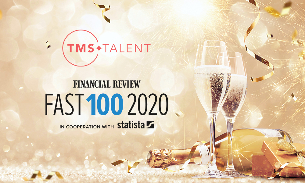 TMS Talent Fast 100 Financial Review 2020