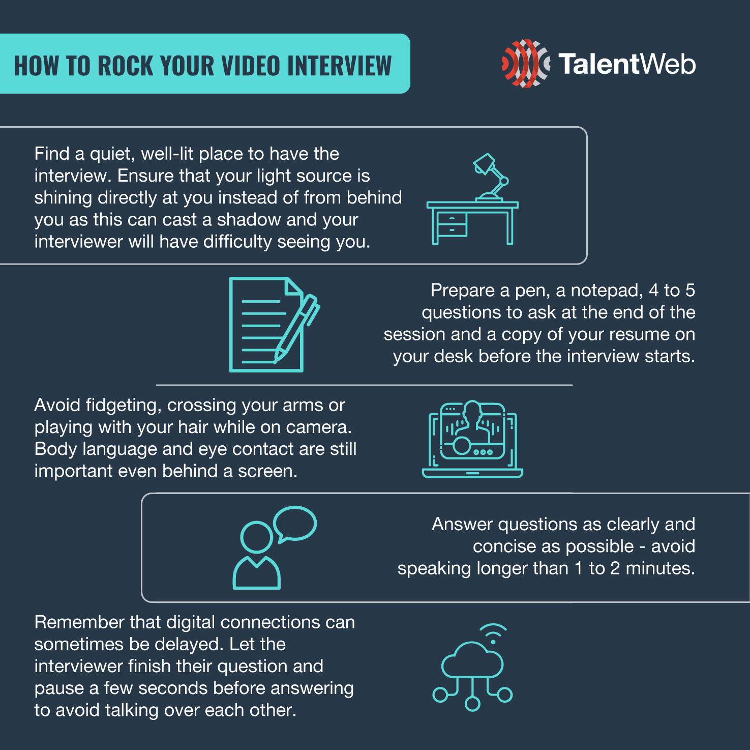 How to Rock Your Video Interview